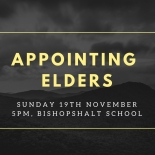 Appointing Elders - primary image