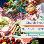 Church Picnic - primary image