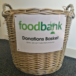 Foodbank Donation Basket - primary image