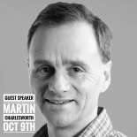 Guest Speaker // Martin Charlesworth - primary image