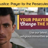 Prayer for the Persecuted Church - primary image