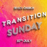Kids Church Transition Sunday - primary image