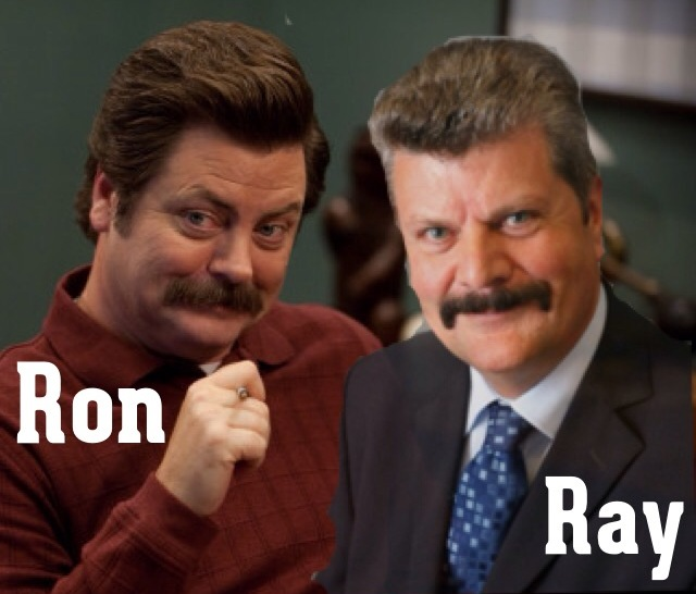Ron or Ray?